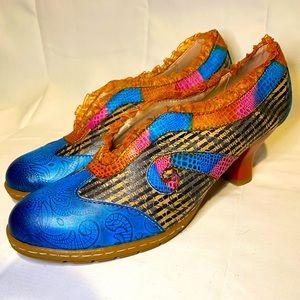 SOCOFY Women's Size 9 Shoes Pumps Heels Booties